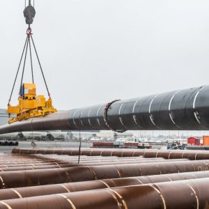 ACIMEX lifting beam for long tubes