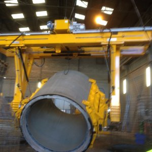 Tanks turning vacuum lifter - ACIMEX